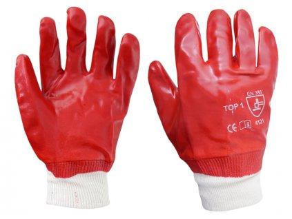 Pracovné rukavice odolné voči ropným látkam (XL)