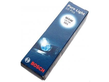 Bosch W5W 1