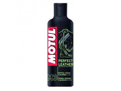 Motul M3 Perfect leather Prípravok na ošetrenie kože 250 ml
