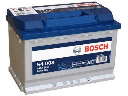 BOSCH S4 12V 74Ah 680A (0092S40080)