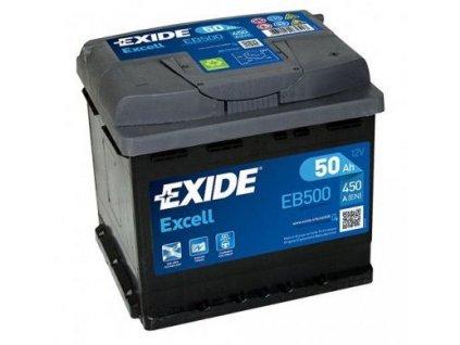 Exide Excell 12V 50Ah
