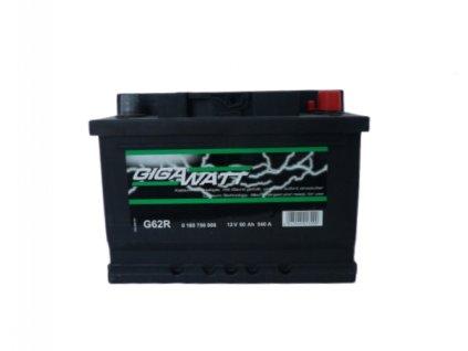 Gigawatt 12V 60Ah 540A