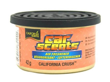 CALIFORNIA SCENTS California crush