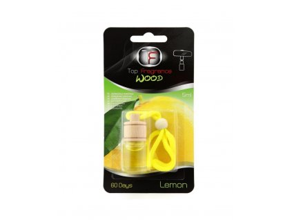 Top Fragrance WOOD Lemon (citrón) 5 ml