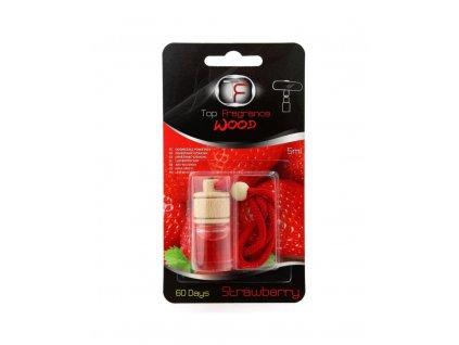 TOP FRAGRANCE Wood Strawberry (jahoda) 5 ml