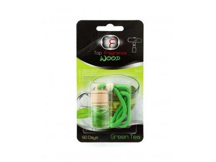 TOP FRAGRANCE Wood Green tea (zelený čaj) 5 ml