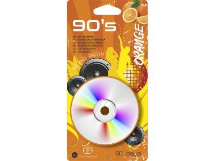TOP FRAGRANCE CD Orange (pomaranč)