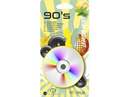 TOP FRAGRANCE CD Lemon-mint (citrón-mäta)