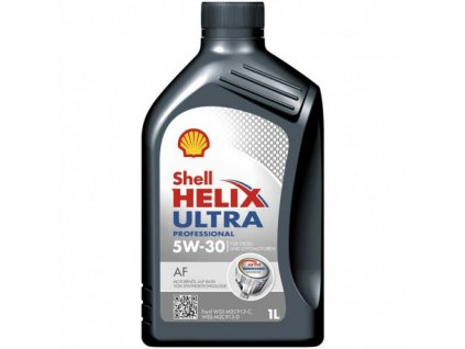shell helix ultra professional af 5w 30