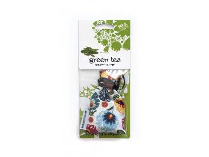 FOLK PERFUME FRESHBAG Green tea (zelený čaj)