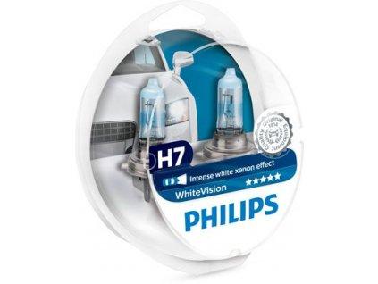 Philips WhiteVision H7 PX26d 12V 55W duobox