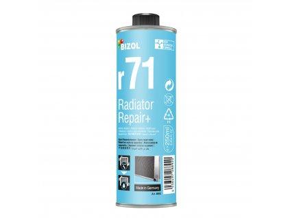 Bizol r71 Utesňovač chladiča+ 250 ml