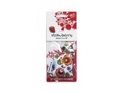 FOLK PERFUME FRESHBAG Strawberry (jahoda)