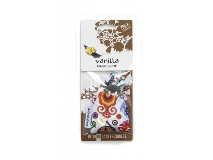 FOLK PERFUME FRESHBAG Vanilla (vanilka)