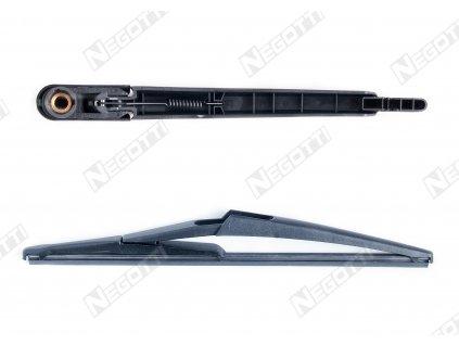 Zadný stierač s ramenom KRT063 300 mm