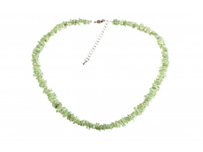 kyanit zelený1