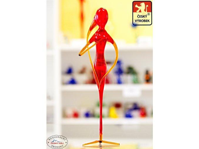 panna červená