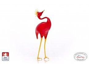 dudek červený