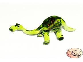 Brontosaurus skleněný