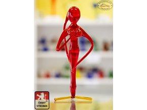 panenka červená