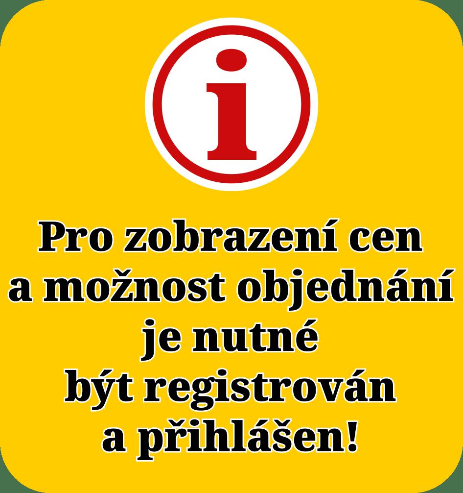 Pouze pro registrované