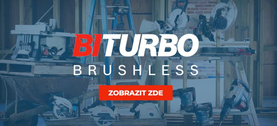 BOSCH BiTurbo Brushless