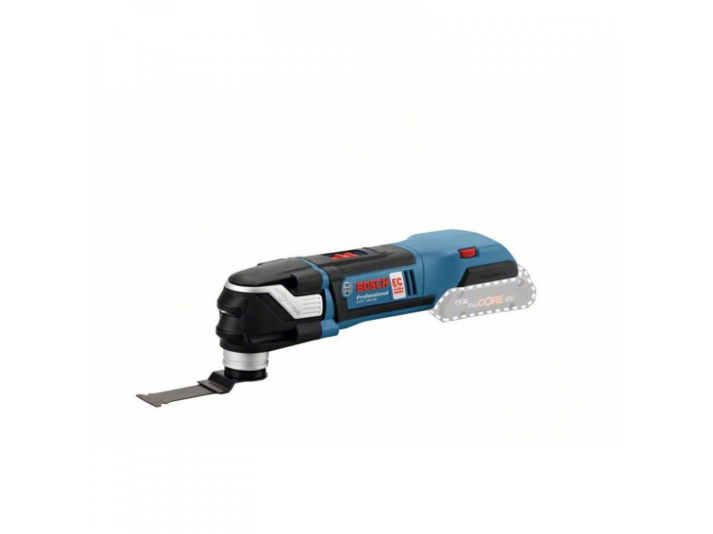 262374 akumulatorovy multi cutter gop 18v 28 professional 06018b6006