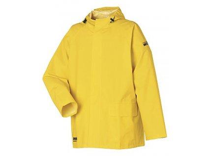 Bunda do deště MANDAL Helly Hansen - žlutá XS žlutá (velikost L)