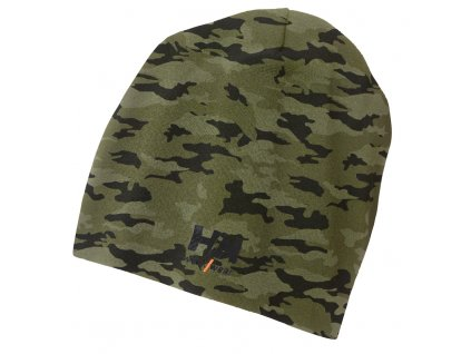 Čepice LIFA MERINO Helly Hansen - camouflage UNI Camo (velikost UNI)