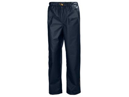 Kalhoty do deště GALE Helly Hansen - navy L navy (velikost 2XL)