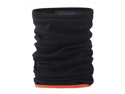 Nákrčník Fakse UNI černá (velikost UNI)