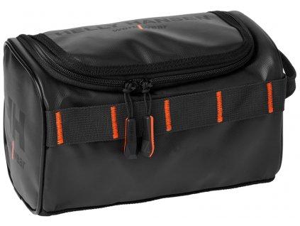 Nepromokavá multifunkční taška Helly Hansen UNI černá (velikost UNI)