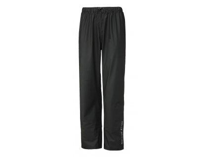 Nepromokavé kalhoty VOSS - černá XS černá (velikost 2XL)