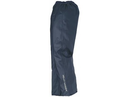 Nepromokavé kalhoty VOSS - modrá M navy (velikost 2XL)