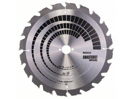 243195 pilovy kotouc construct wood 315 x 30 x 3 2 mm 20 2608640691