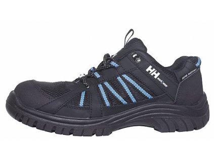 Polobotka KOLLEN S3 Helly Hansen - černá/modrá 40 (velikost 40)