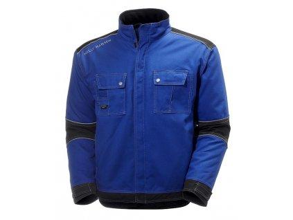 Pracovní bunda CHELSEA Helly Hansen - modrá S modrá (velikost 2XL)