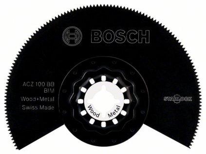 231075 bim segmentovy pilovy kotouc acz 100 bb wood and metal 100 mm 2608661633
