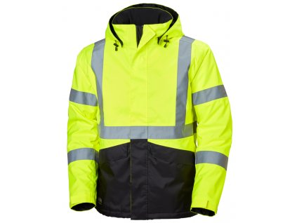 Zimní reflexní bunda ALTA Helly Hansen - žlutá XS žlutá Hi-Vis (velikost 2XL)