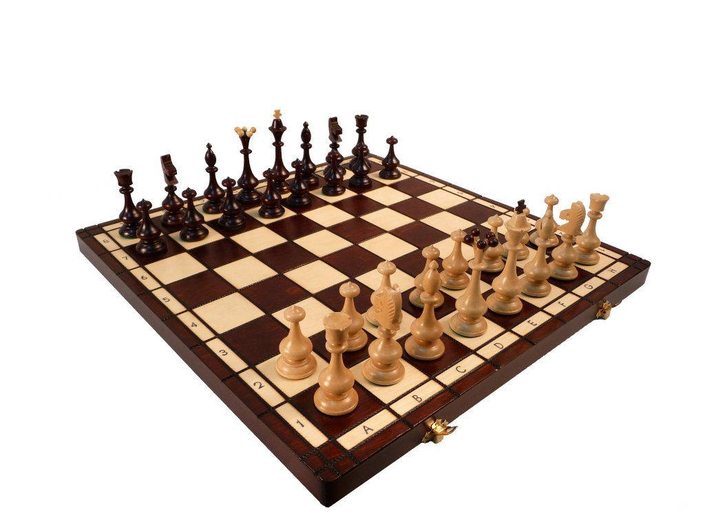 Šachová souprava BESKID