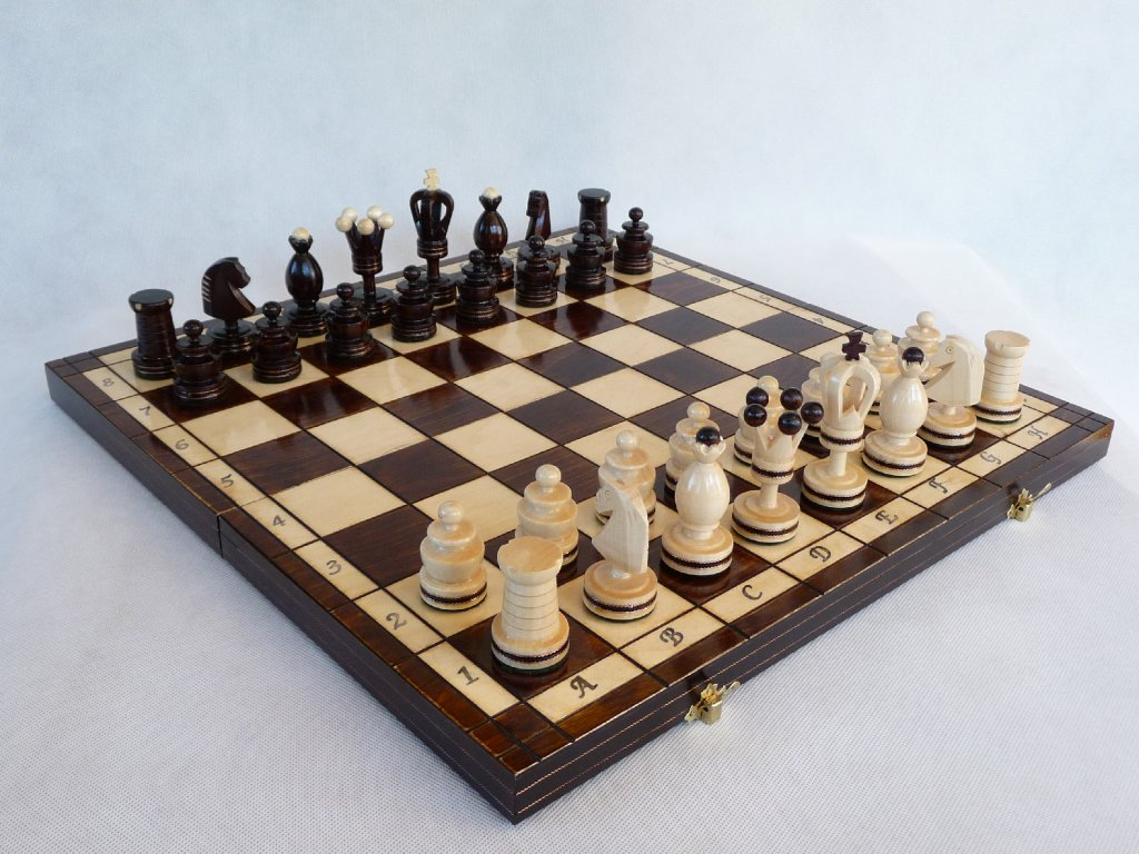 Šachová souprava INLAID
