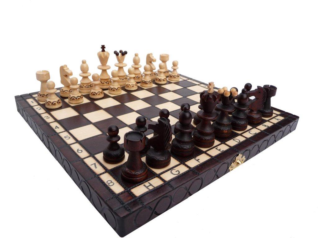 Šachová souprava PEARL SMALL