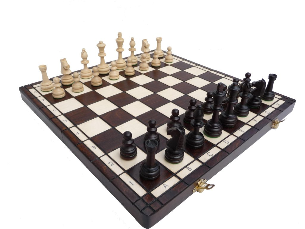 Šachová souprava EXKLUSIVE
