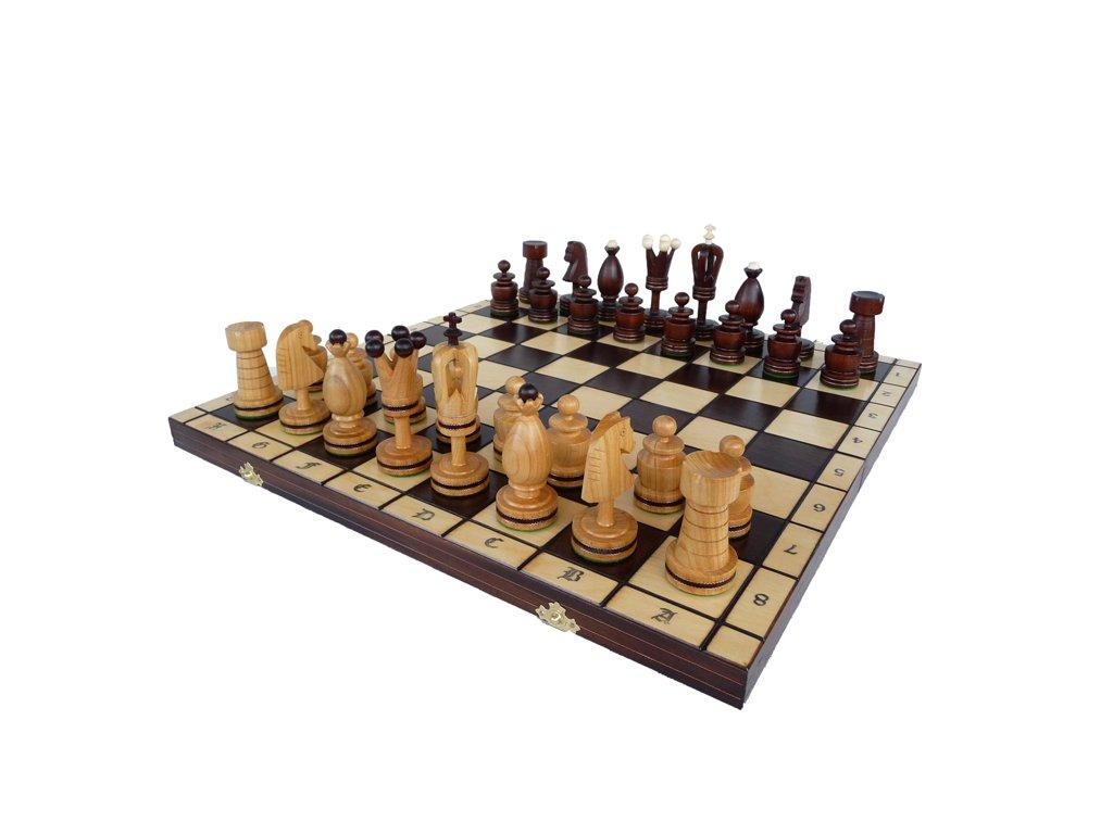 Šachová souprava LARGE INLAID