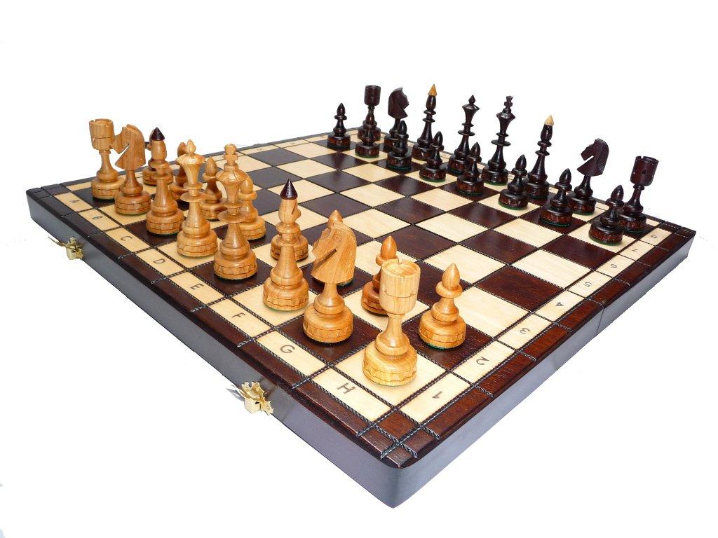Šachová souprava INDIAN