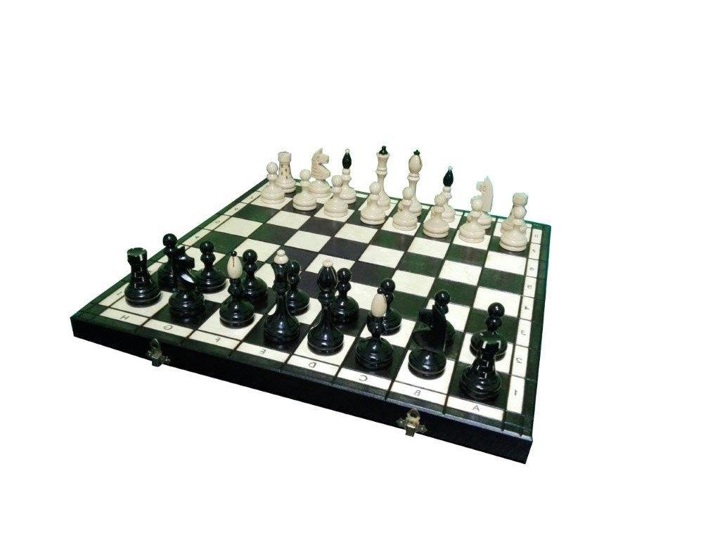 Šachová souprava ČESKÁ KLUBOVKA ORIGINAL