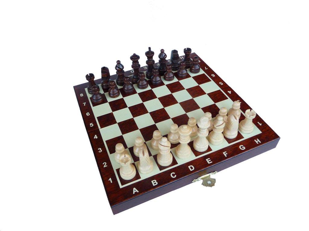 Šachová souprava MAGNETIC MINI