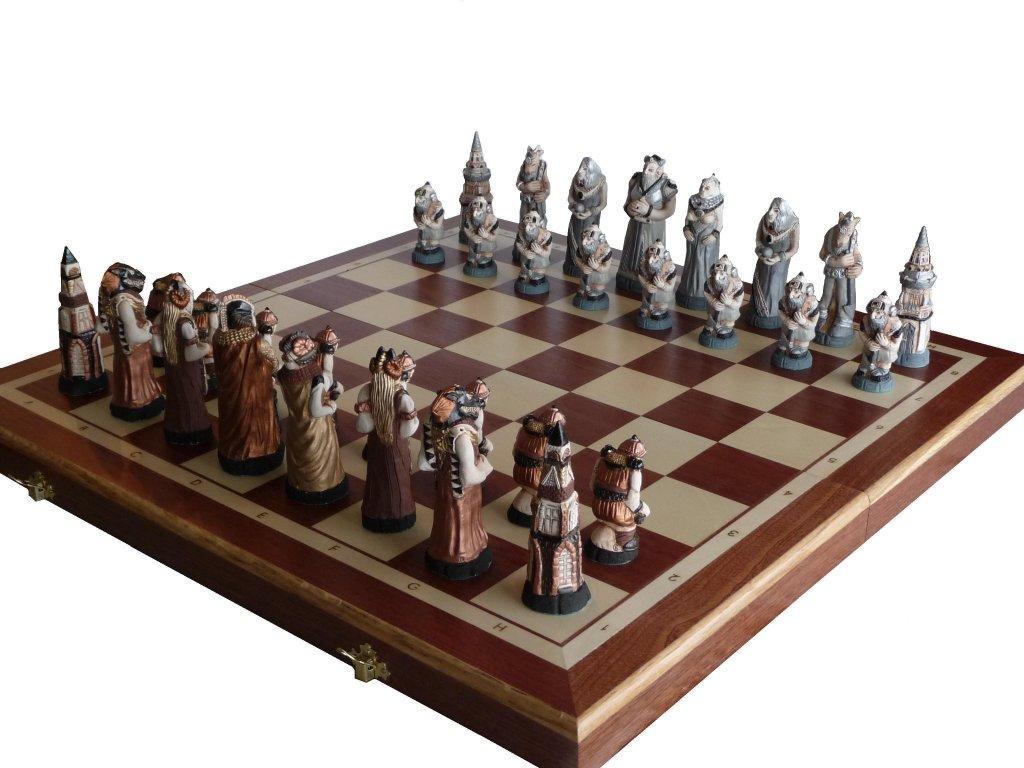 Šachová souprava FANTASY