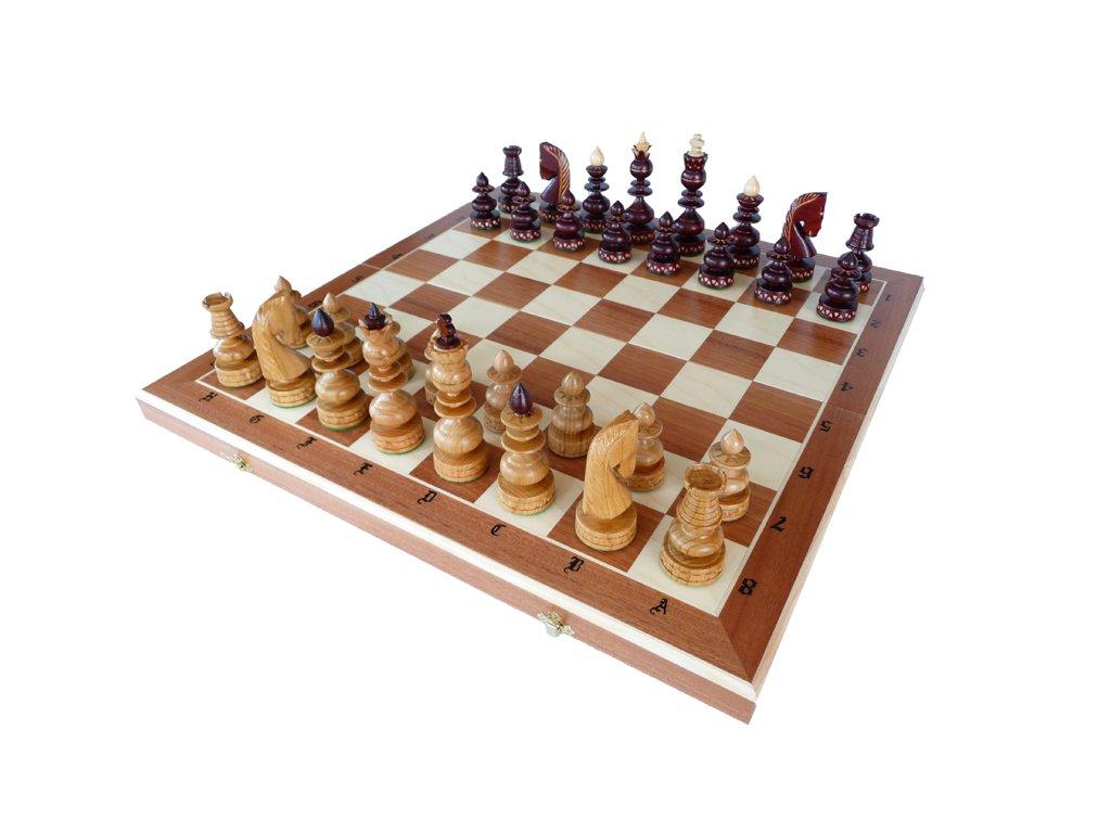 Šachová souprava BIZANT