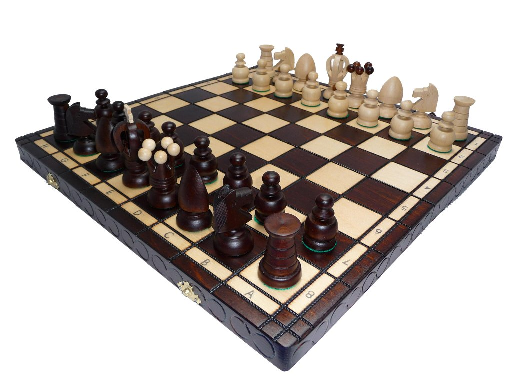 Šachová souprava KROLEWSKI V